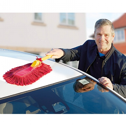Professional Waxed Car Duster