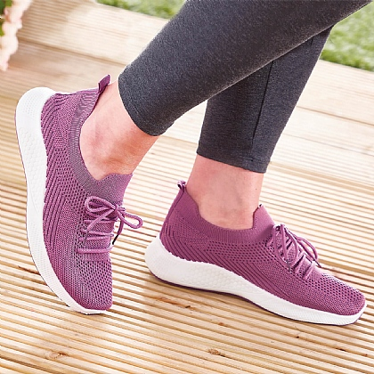 Women's Airflow Slip-on Trainers - Buy 2 & Save £10