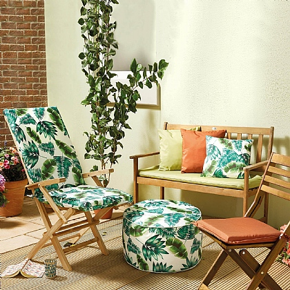 Floral Outdoor Furniture Cushions - Buy 2 & Save £5