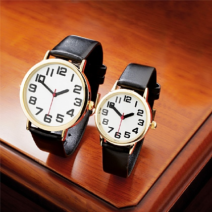 Easy Read Watches - Buy 2 & Save £5