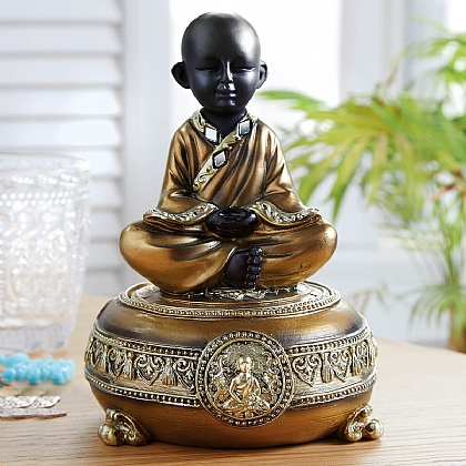 Buddha Jewellery Trinket Box