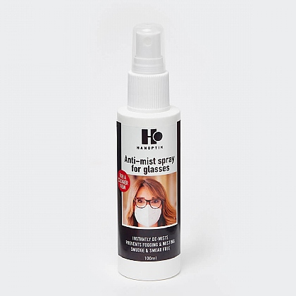 Anti-Mist Spray for Glasses - Buy 2 Get 1 Free