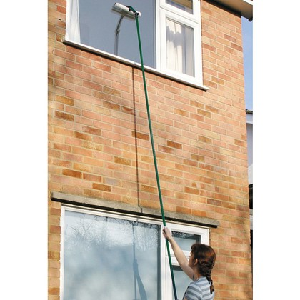 Extending Window Cleaning Kit