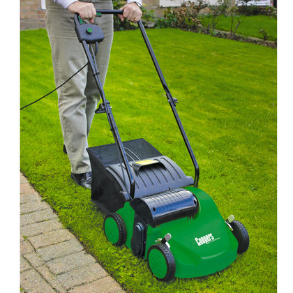 2 in 1 Electric Rake and Scarifier
