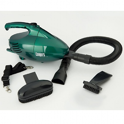 Turbo Hand-held Vac