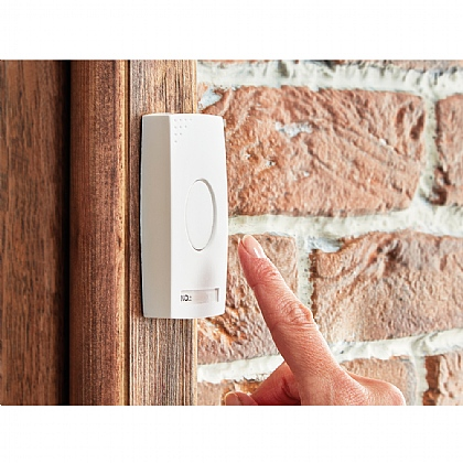New Cordless Plug-in Doorbell
