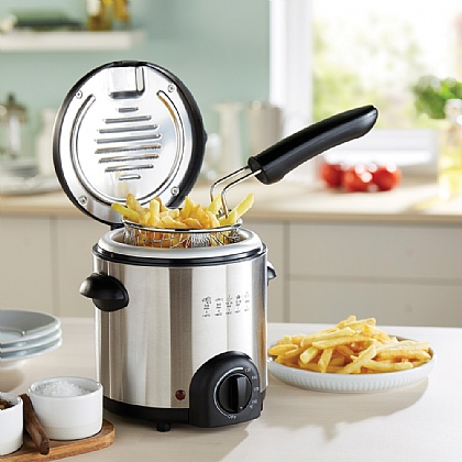 Compact Mini Fryer