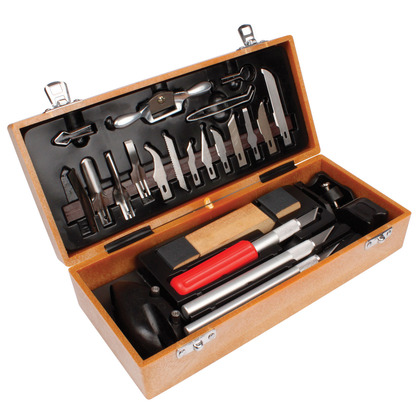 Deluxe Hobby-craft Tool Set