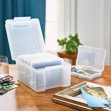 Photo Storage Boxes - Buy 2 Save £5