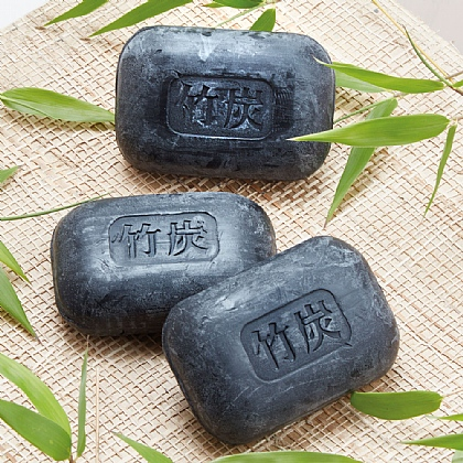 Charcoal Soaps Pack of 3