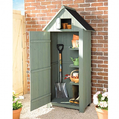 Compact Sentry Garden Shed