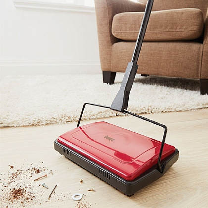 Hard Floor & Carpet Sweeper