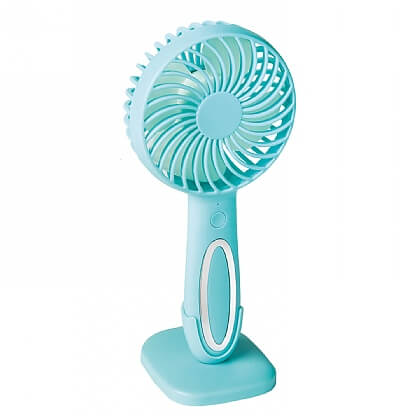 2-Way Mini Fan - Buy 2 Save £5