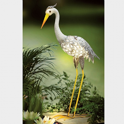 Solar Heron Light