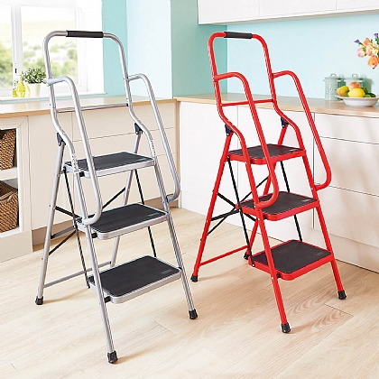 3 Step Safety Ladder