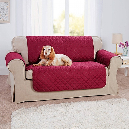 Quilted Armchair Protector
