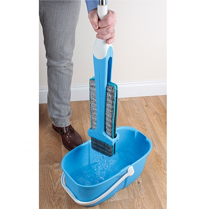 Double-sided Easy Mop and Bucket for Easy Mop