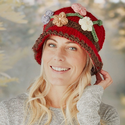 Crochet Hat - Buy 2 & Get 1 Free
