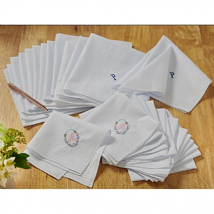 Men's Set of 13 Handkerchiefs