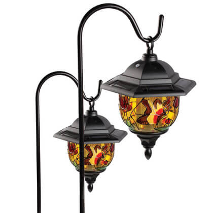 Pair of Hanging Lanterns