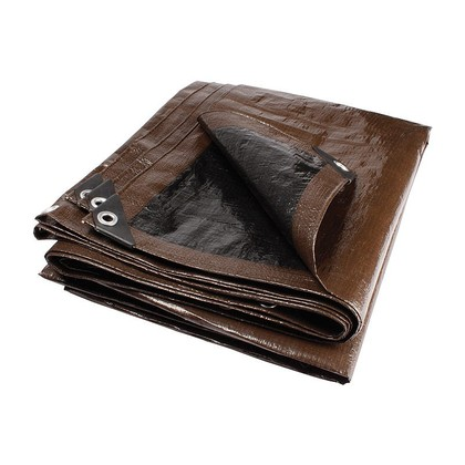 Brown Heavy Duty External Tarpaulin