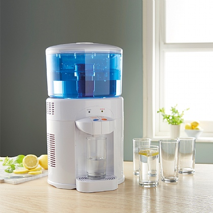 Water Filter and Cooler