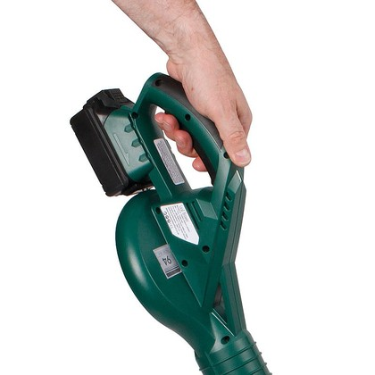 Spare Battery for Rechargeable Leaf Blower