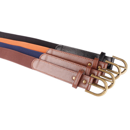 Set of 4 Elasticated Belts