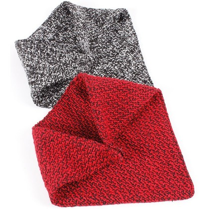 Set of 2 Magnetic Winter Scarves