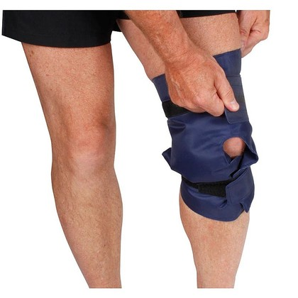 Hot and Cold Knee Wrap