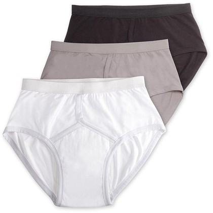 Pack of 3 Stay Dry Mens Pants - Buy 2 Save £5