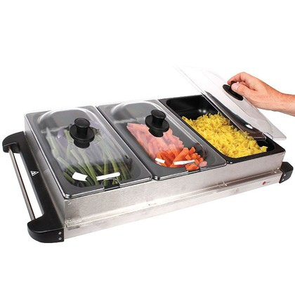 Buffet Server Plate Warmer