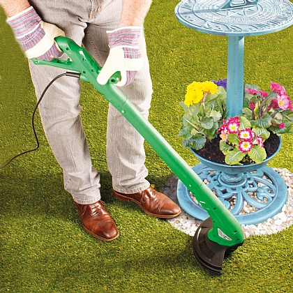 Lightweight Corded Grass Trimmer