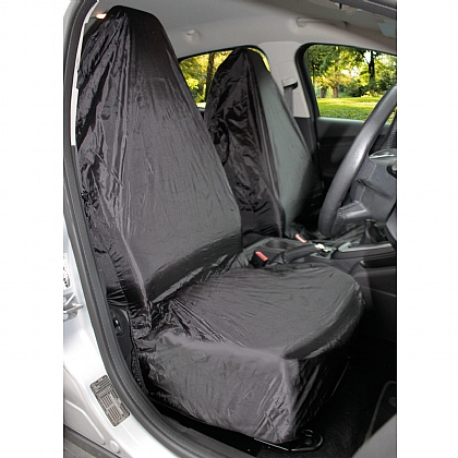 Set of 2 Car Seat Covers