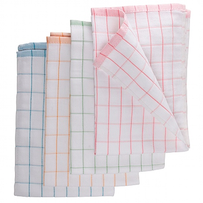Ultra Absorbent Micro-fibre Cloths x4