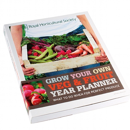 Grow Your Own Veg and Fruit Year Planner