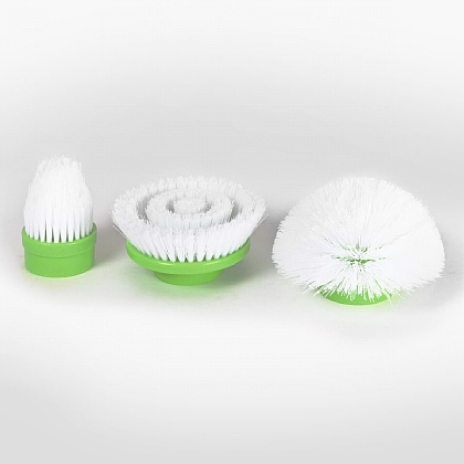 Spin Scrubber Heads