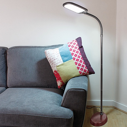 Dimmable Daylight Reading Lamp