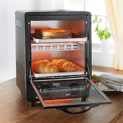 9L 2 Tier Compact Oven