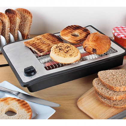 Flat-bed Toaster