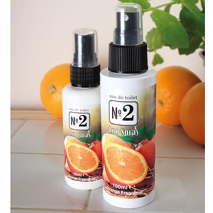 Set of 2 Toilet Fresh Spray