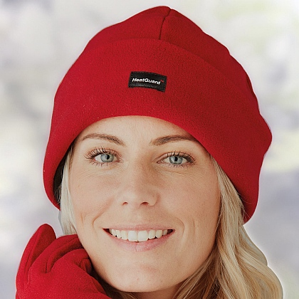 Red Thermal Hat