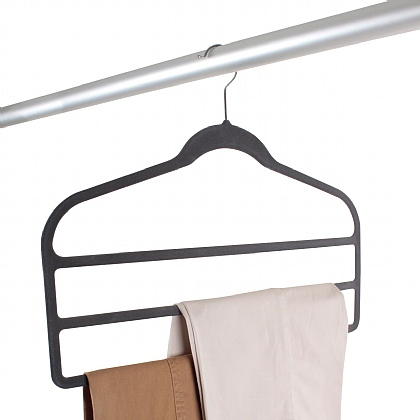 Non-slip Trouser Hangers Pack of 5