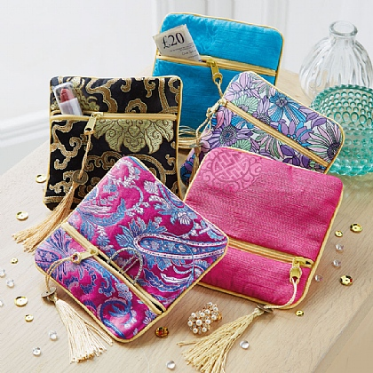 Set of 5 Gift Purses