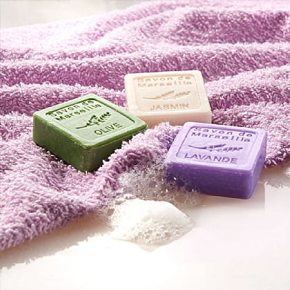 Set of 3 French Soaps